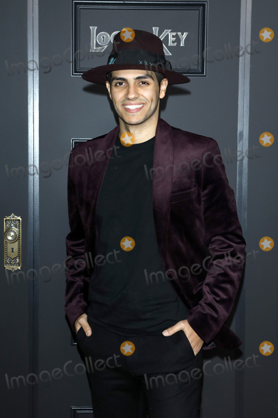 Mena Massoud Photo - LOS ANGELES - FEB 5  Mena Massoud at the Locke  Key Series Premiere Screening at the Egyptian Theater on February 5 2020 in Los Angeles CA