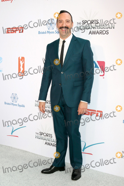 Tony Hale Photo - LOS ANGELES - JUL 17  Tony Hale at the 4th Annual Sports Humanitarian Awards on The Novo on July 17 2018 in Los Angeles CA