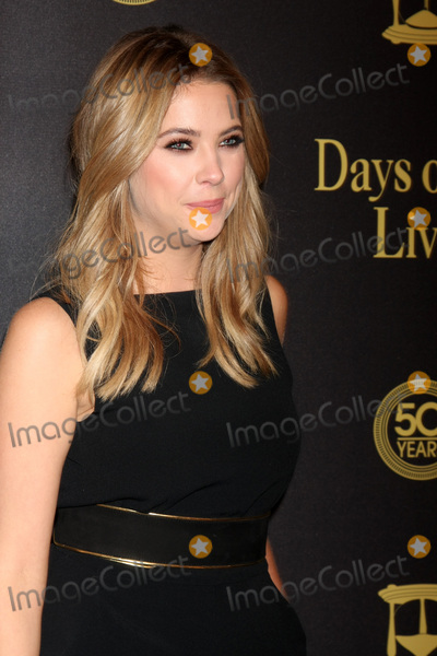 Ashley Benson Photo - LOS ANGELES - NOV 7  Ashley Benson at the Days of Our Lives 50th Anniversary Party at the Hollywood Palladium on November 7 2015 in Los Angeles CA