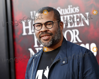 Jordan Peele Photo - LOS ANGELES - SEP 12  Jordan Peele at the Halloween Horror Nights at the Universal Studios Hollywood on September 12 2019 in Universal City CA
