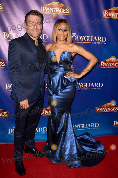 Judson Mills Photo - LOS ANGELES - MAY 2  Judson Mills Deborah Cox at the The Bodyguard Play Opening at the Pantages Theater on May 2 2017 in Los Angeles CA