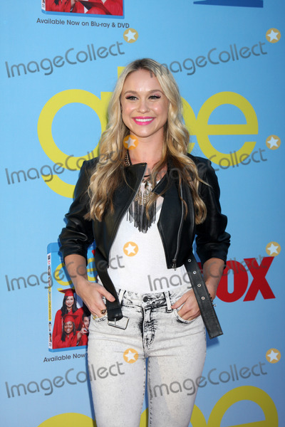 4 Seasons Photo - LOS ANGELES - SEP 12  Becca Tobin arrives at the Glee 4th Season Premiere Screening at Paramount Theater on September 12 2012 in Los Angeles CA