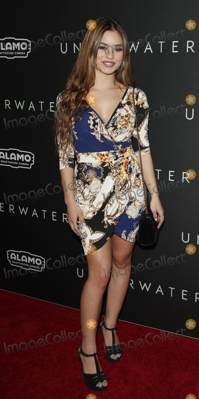 Ariel Yasmine Photo - LOS ANGELES - JAN 7  Ariel Yasmine at the Underwater Fan Screening at the Alamo Drafthouse Cinema on January 7 2020 in Los Angeles CA