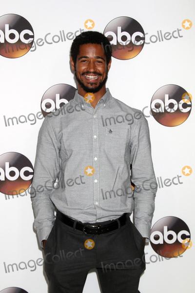 Alfred Enoch Photo - LOS ANGELES - JAN 10  Alfred Enoch at the DisneyABC TV TCA Winter 2017 Party at Langham Hotel on January 10 2017 in Pasadena CA