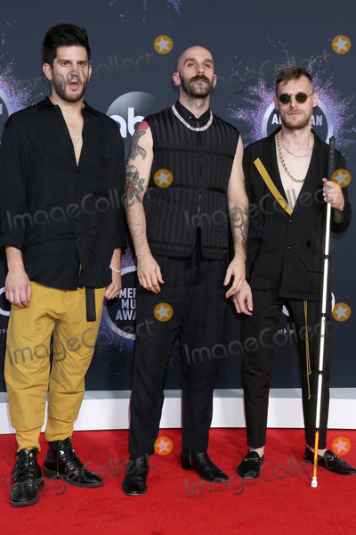Sam Harris Photo - LOS ANGELES - NOV 24  X Ambassadors - Adam Levin Sam Harris Casey Harris at the 47th American Music Awards - Arrivals at Microsoft Theater on November 24 2019 in Los Angeles CA