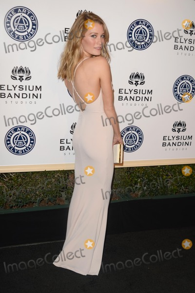 Ashley Hinshaw Photo - LOS ANGELES - JAN 7  Ashley Hinshaw at the Art of Elysium 10th Annual Black Tie Heaven Gala at Red Studios on January 7 2017 in Los Angeles CA
