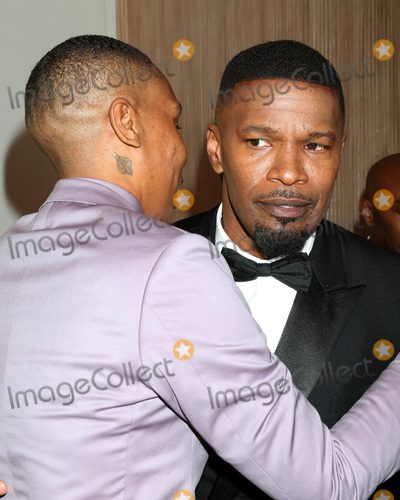 Jamie Foxx Photo - LOS ANGELES - FEB 23  Lena Waithe Jamie Foxx at the American Black Film Festival Honors Awards at the Beverly Hilton Hotel on February 23 2020 in Beverly Hills CA