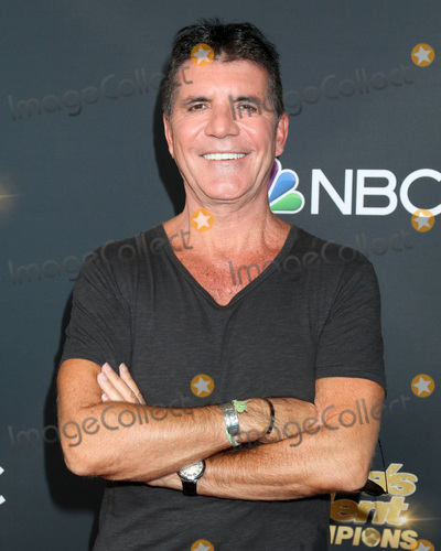 Simon Cowell Photo - LOS ANGELES - OCT 21  Simon Cowell at the Americas Got Talent - Champions Finalist Red Carpet at the Sheraton Pasadena Hotel on October 21 2019 in Pasadena CA