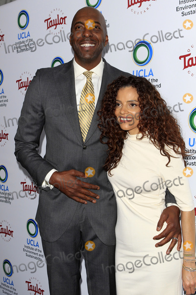 John Salley Photo - LOS ANGELES - FEB 22  John Salley Natasha Duffy at the UCLAs 2018 Institute Of The Environment And Sustainability (IoES) Gala at the Private Estate on February 22 2018 in Beverly Hills CA