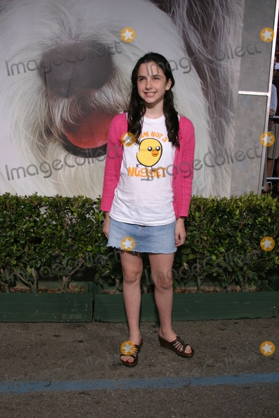 Anne Nelson Photo - Hailey Anne NelsonThe Shaggy Dog PremiereEl Capitan TheaterLos Angeles CAMarch 7 2006