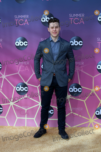 Nolan Gould Photo - LOS ANGELES - AUG 15  Nolan Gould at the ABC Summer TCA All-Star Party at the SOHO House on August 15 2019 in West Hollywood CA