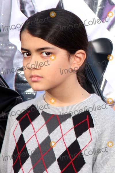 Prince Michael Jackson Photo - LOS ANGELES - JAN 26  Prince Michael Jackson II aka Blanket Jackson at the Michael Jackson Immortalized  Handprint and Footprint Ceremony at Graumans Chinese Theater on January 26 2012 in Los Angeles CA