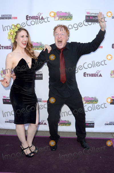 Anastasia Photo - LOS ANGELES - JUN 3  Anastasia Elfman Richard Elfman at the Etheria Film Night 2017 at the Egyptian Theater on June 3 2017 in Los Angeles CA