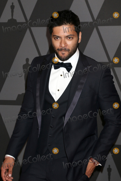 Ali Fazal Photo - LOS ANGELES - NOV 11  Ali Fazal at the AMPAS 9th Annual Governors Awards at Dolby Ballroom on November 11 2017 in Los Angeles CA