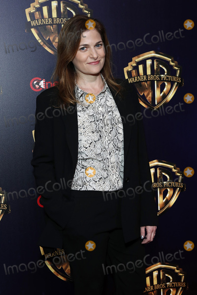 Andrea Berloff Photo - LAS VEGAS - APR 2  Andrea Berloff at the 2019 CinemaCon - Warner Bros Photo Call at the Linwood Dunn Theater on April 2 2019 in Las Vegas NV