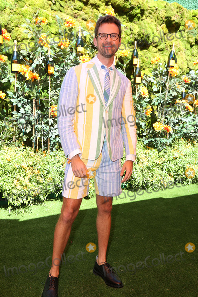 Brad Goreski Photo - LOS ANGELES - OCT 3   Brad Goreski at the 10th Annual Veuve Clicquot Polo Classic Los Angeles at the Will Rogers State Park on October 3 2019 in Pacific Palisades CA