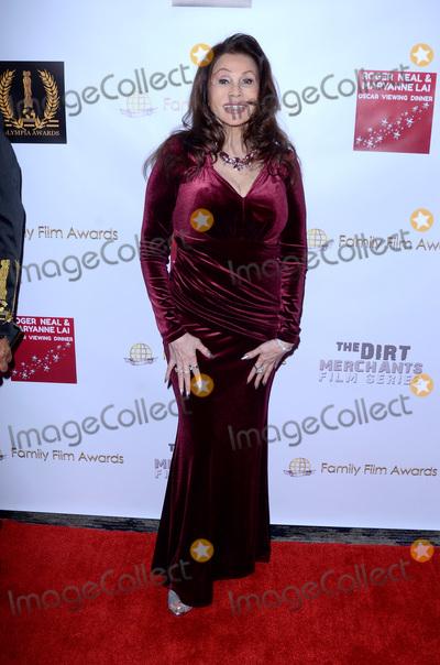 Barbara Luna Photo - LOS ANGELES - SEP 29  BarBara Luna at the Family Film Awards Celebration at the Universal Hilton on September 29 2019 in Universal City CA