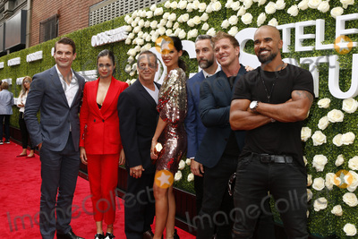 Alex Russell Photo - LOS ANGELES - AUG 1  Alex Russell Lina Esco Peter Onorati Stephanie Sigman Jay Harrington Kenny Johnson Shemar Moore at the CBS TV Studios Summer Soiree TCA Party 2017 at the CBS Studio Center on August 1 2017 in Studio City CA