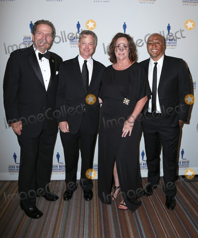 Anita Swift Photo - LOS ANGELES - FEB 11  Patrick Wayne Gary Sinise Anita Swift JR Martinez at the 30th Annual John Wayne Odyssey Ball at the Beverly Wilshire Hotel on April 11 2015 in Beverly Hills CA