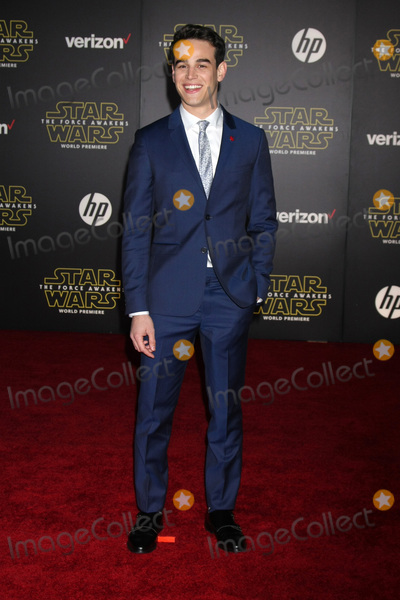 Alberto Rosende Photo - LOS ANGELES - DEC 14  Alberto Rosende at the Star Wars The Force Awakens World Premiere at the Hollywood  Highland on December 14 2015 in Los Angeles CA