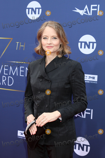 Jodie Foster Photo - LOS ANGELES - JUN 6  Jodie Foster at the  AFI Honors Denzel Washington at the Dolby Theater on June 6 2019 in Los Angeles CA