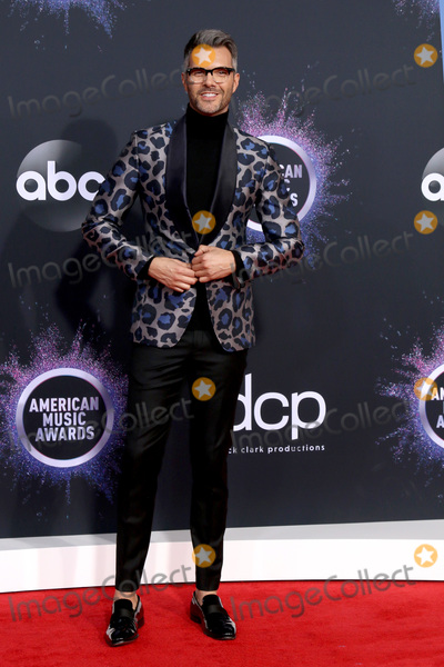 AJ Gibson Photo - LOS ANGELES - NOV 24  AJ Gibson at the 47th American Music Awards - Arrivals at Microsoft Theater on November 24 2019 in Los Angeles CA