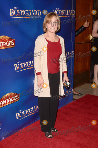 Cathy Rigby Photo - LOS ANGELES - MAY 2  Cathy Rigby at the The Bodyguard Play Opening at the Pantages Theater on May 2 2017 in Los Angeles CA