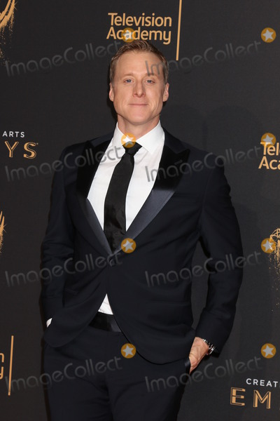 Alan Tudyk Photo - LOS ANGELES - SEP 10  Alan Tudyk at the 2017 Creative Emmy Awards at the Microsoft Theater on September 10 2017 in Los Angeles CA