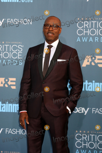 Courtney B Vance Photo - LOS ANGELES - DEC 11  Courtney B Vance at the 22nd Annual Critics Choice Awards at Barker Hanger on December 11 2016 in Santa Monica CA
