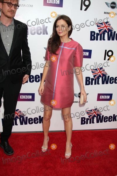 Anna Friel Photo - Anna Friel arriving at the Brit Week 2009 Reception  on April 23 2009 at the British Counsel Generals Official Residence in Los Angeles California