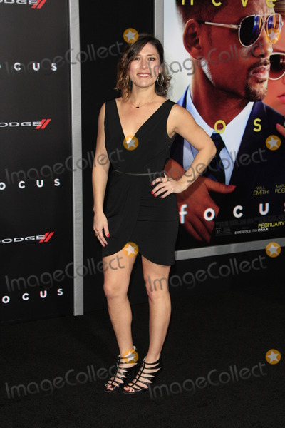 Shauna Rappold Photo - LOS ANGELES - FEB 24  Shauna Rappold at the Focus Premiere at  TCL Chinese Theater on February 24 2015 in Los Angeles CA