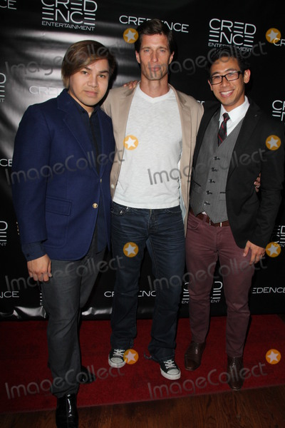 Rib Hillis Photo - LOS ANGELES - JUN 10  Niquio Valcobero Rib Hillis Joseph Tan at the A Killer Of Men Screening  Credence Entertainment Launch Event at the ACME Theater on June 10 2015 in Los Angeles CA