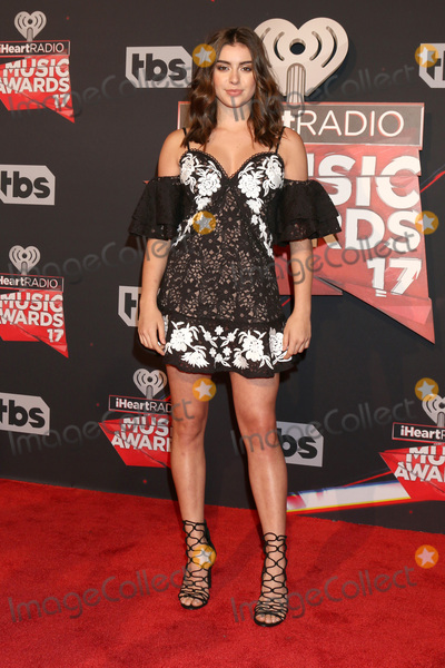 Kalani Hiliker Photo - LOS ANGELES - MAR 5  Kalani Hiliker at the 2017 iHeart Music Awards at Forum on March 5 2017 in Los Angeles CA