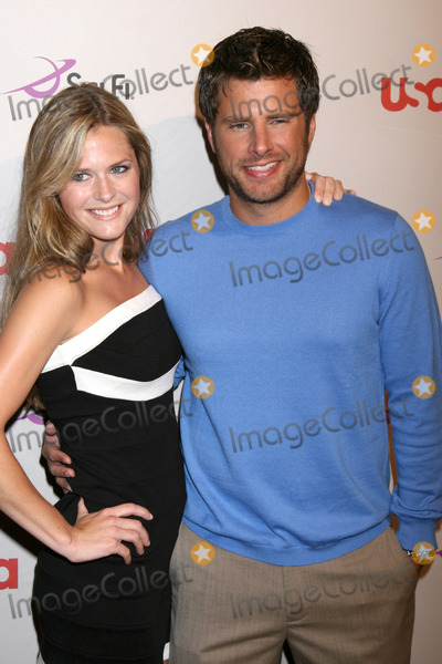James Roday Photo - Maggie Lawson  James Roday  arriving at the NBC TCA Party at the Beverly Hilton Hotel  in Beverly Hills CA onJuly 20 2008