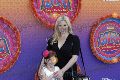 Gallagher Photo - LOS ANGELES - MAR 7  Viola Philomena Gallagher Megan Hilty at the Premiere Of Disney Juniors Mira Royal Detective at the Disney Studios on March 7 2020 in Burbank CA