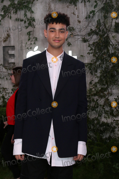 Archie Madekwe Photo - LOS ANGELES - OCT 21  Archie Madekwe at the Apple TVs See Premiere Screening at the Village Theater on October 21 2019 in Westwood CA