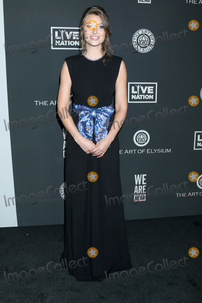 Aly Michalka Photo - LOS ANGELES - JAN 4  Aly Michalka at the Art of Elysium Gala - Arrivals at the Hollywood Palladium on January 4 2020 in Los Angeles CA