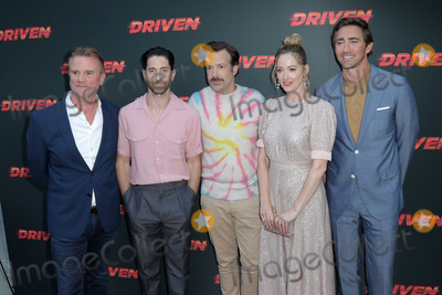 Lee Pace Photo - LOS ANGELES - JUL 31  Nick Hamm Iddo Goldberg Jason Sudeikis Judy Greer Lee Pace at the Driven Los Angeles Premiere at the ArcLight Hollywood on July 31 2019 in Los Angeles CA