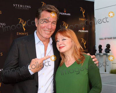 Andrea Evans Photo - LOS ANGELES - AUG 22  Peter Bergman Andrea Evans at the Daytime Peer Group ATAS Reception at the Television Academy on August 22 2018 in North Hollywood CA
