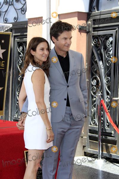 Amanda Anka Photo - LOS ANGELES - July 26  Amanda Anka Jason Bateman at the Jason Bateman Hollywood Walk of Fame Star Ceremony at the Walk of Fame on July 26 2017 in Hollywood CA