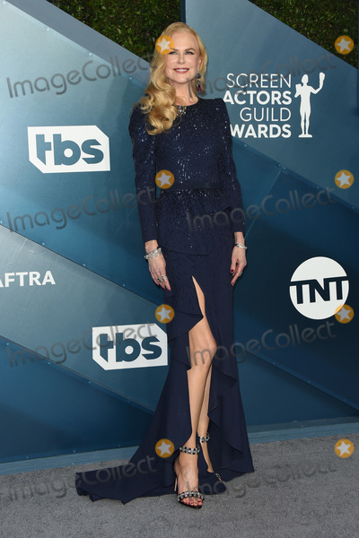 Nicole Kidman Photo - LOS ANGELES - JAN 19  Nicole Kidman at the 26th Screen Actors Guild Awards at the Shrine Auditorium on January 19 2020 in Los Angeles CA