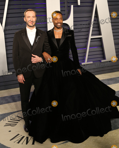 Adam Smith Photo - LOS ANGELES - FEB 24  Adam Smith Billy Porter at the 2019 Vanity Fair Oscar Party on the Wallis Annenberg Center for the Performing Arts on February 24 2019 in Beverly Hills
