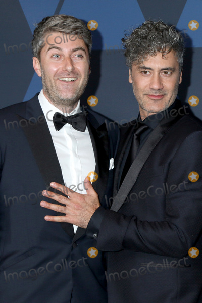 Carthew Neal Photo - LOS ANGELES - OCT 27  Carthew Neal Taika Waititi at the Governors Awards at the Dolby Theater on October 27 2019 in Los Angeles CA