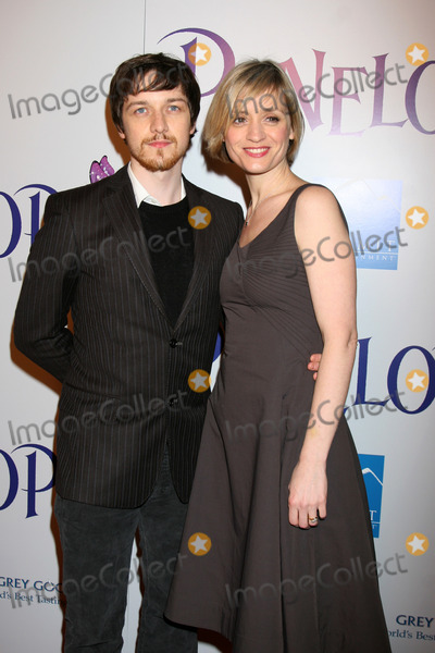 Anne-Marie Duff Photo - James McAvoy  wife Anne-Marie DuffPenelope PremiereDGA TheaterLos Angeles CAFebruary 20 2008