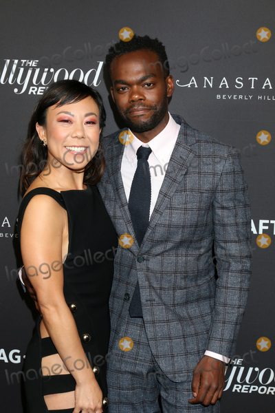 Ali Ahn Photo - LOS ANGELES - SEP 20  Ali Ahn William Jackson Harper at the Hollywood Reporter  SAG-AFTRA 3rd Annual Emmy Nominees Night  at the Avra Beverly Hills on September 20 2019 in Beverly Hills CA
