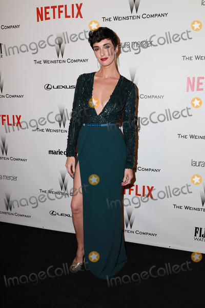 Paz Vega Photo - LOS ANGELES - JAN 11  Paz Vega at the The Weinstein Company  Netflix Golden Globes After Party at a Beverly Hilton Adjacent on January 11 2015 in Beverly Hills CA