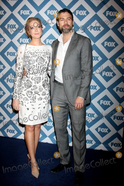 ADAM RAYNER Photo - LOS ANGELES - JAN 13  Jennifer Finnigan Adam Rayner at the FOX TCA Winter 2014 Party at Langham Huntington Hotel on January 13 2014 in Pasadena CA