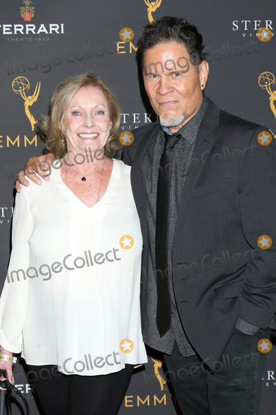 A Martinez Photo - LOS ANGELES - AUG 28  Judith McConnell A Martinez at the 2019 Daytime Programming Peer Group Reception at the Saban Media Center on August 28 2019 in North Hollywood CA