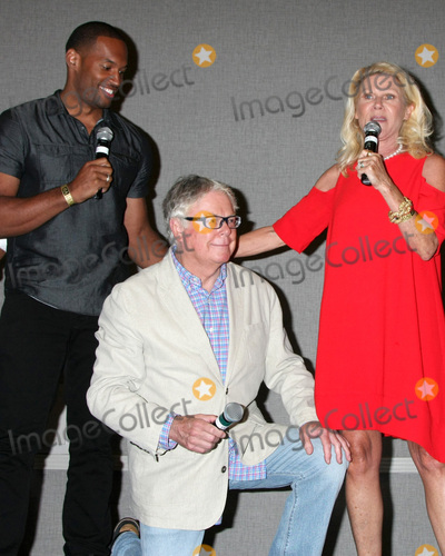 Alley Mills Photo - LOS ANGELES - AUG 20  Lawrence Saint-Victor Dick Christie Alley Mills at the Bold and the Beautiful Fan Event 2017 at the Marriott Burbank Convention Center on August 20 2017 in Burbank CA