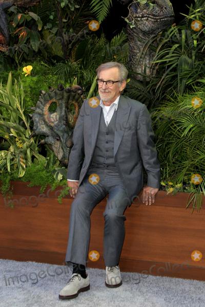 Steven Spielberg Photo - LOS ANGELES - JUN 12  Steven Spielberg at the Jurassic World Fallen Kingdom Premiere at the Walt Disney Concert Hall on June 12 2018 in Los Angeles CA